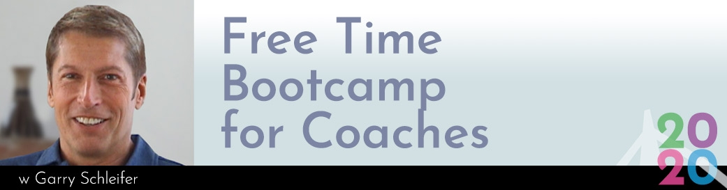 Free Time Bootcamp for Coaches