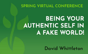 Being Your Authentic Self in a FAKE World!